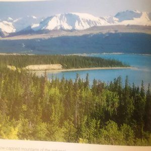 Accents - Coffee Table Book Yukon Reflections